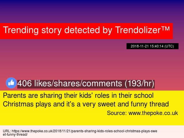 Christmas Plays For Kids.Parents Are Sharing Their Kids 039 Roles In Their School