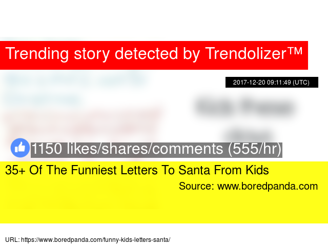 35 of the funniest letters to santa from kids spiritdancerdesigns Choice Image
